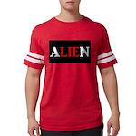 Extraterrestrial ALIEN (lie: blackbackground) T-Sh
