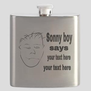 Sonny boy says Flask