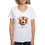 Away Women's V-Neck T-Shirt