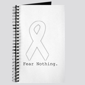 Pearl White. Fear Nothing Journal