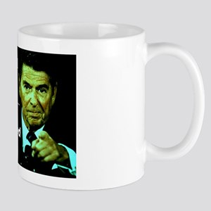 """Ronald Reagan: They Counted Wrong"" Mug"