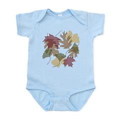 Falling Leaves Infant Bodysuit