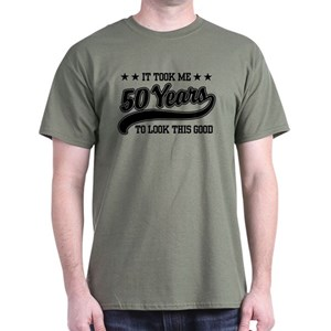 Funny 50th Birthday T Shirts