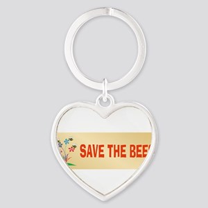 BUMPER save the bees 2 Keychains