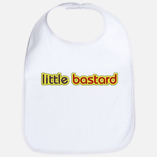 little bastard Bib