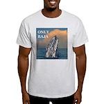 ONLY BAJA WHALE SEEKER Light T-Shirt
