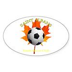 Home Sticker (oval 50 Pk)