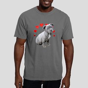 Valentine's Pitbull Puppy T-Shirt