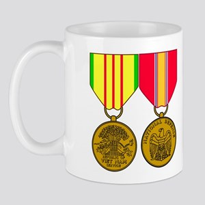 Vietnam War<BR> 11 Ounce Mug
