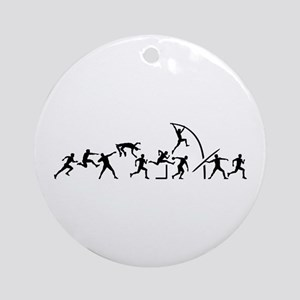 Decathlon Round Ornament