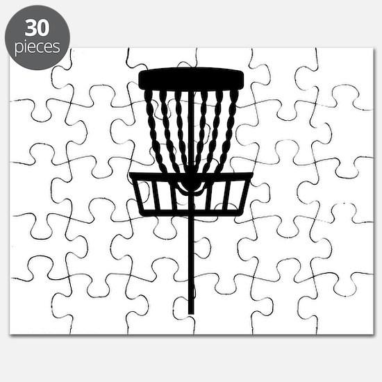 Disc golf Puzzle
