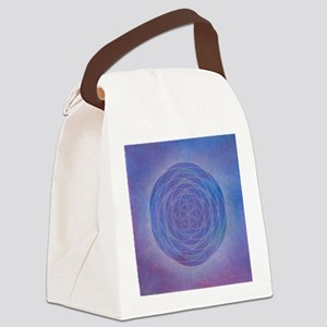 Opening Canvas Lunch Bag