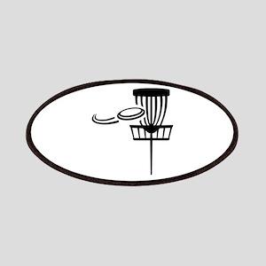 Disc golf Patch