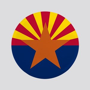 Arizona: Arizona State Flag Button