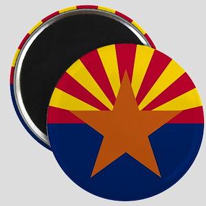 Arizona: Arizona State Flag Magnets