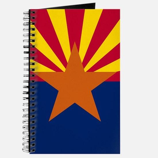 Arizona: Arizona State Flag Journal