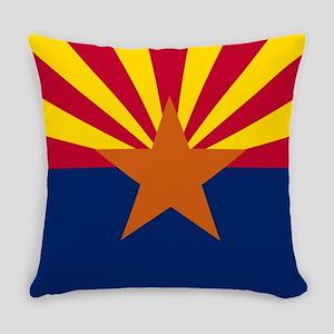 Arizona: Arizona State Flag Everyday Pillow