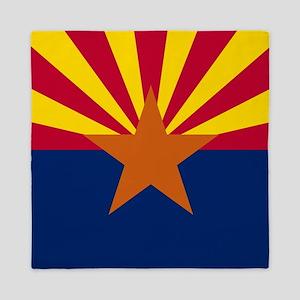 Arizona: Arizona State Flag Queen Duvet