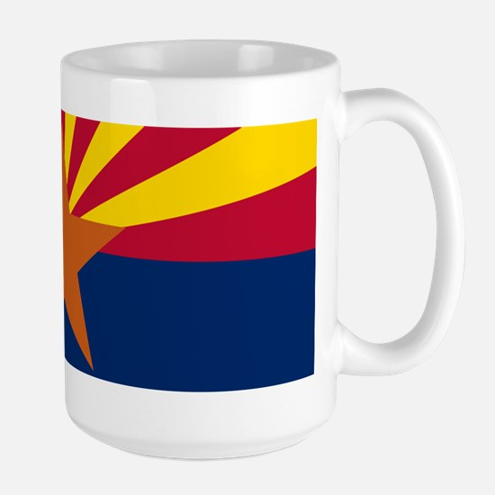 Arizona: Arizona State Flag Mugs