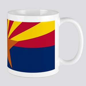 Arizona: Arizona State Flag Mugs