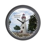 Marblehead Lighthouse Wall Clock