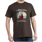 Holland Harbor South Pierhead Light T-Shirt