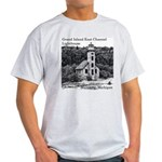 Grand Island East Channel Lighthouse T-Shirt