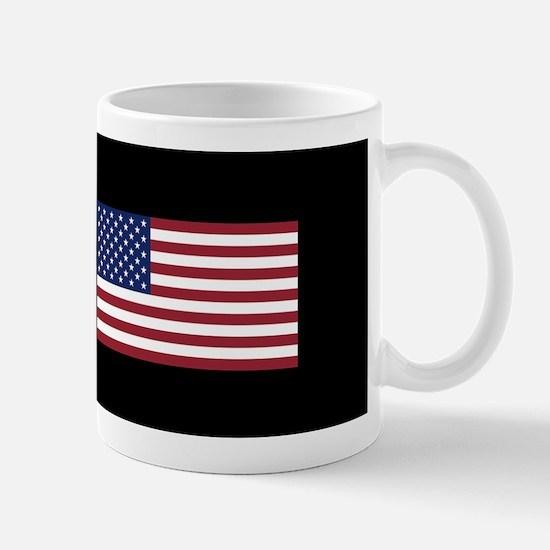 HVAC: HVAC & American Flag Mug