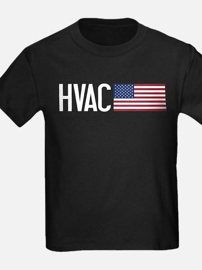 HVAC: HVAC & American Flag T