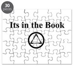 Its in the book Puzzle