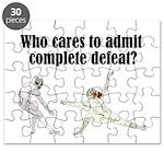 complete-defeat Puzzle