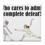 complete-defeat Tile Coaster