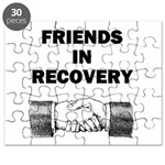 FRIENDS-RECOVERY Puzzle