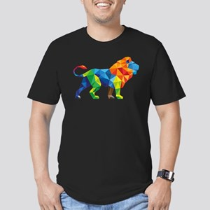 Mosaic Lion T-Shirt