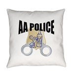 aa-police Everyday Pillow
