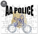 aa-police Puzzle