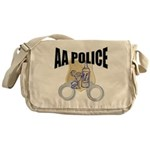 aa-police Messenger Bag