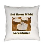 let-them-whirl Everyday Pillow