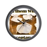 let-them-whirl Wall Clock