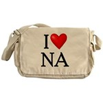 i-love-na Messenger Bag
