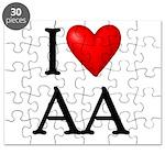 2-i-love-aa Puzzle