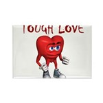 tough-love Rectangle Magnet (100 pack)