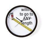 any-length Wall Clock