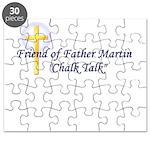 chalk-talk Puzzle