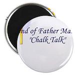 chalk-talk Magnet