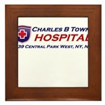 charles-r-towns Framed Tile