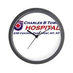 charles-r-towns Wall Clock