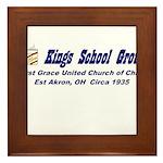 kings-street-group Framed Tile