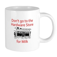 hardware-store-milk 20 oz Ceramic Mega Mug