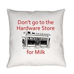 hardware-store-milk Everyday Pillow